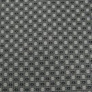 #1A New PIERRE CARDIN USA SQUARE BLACK GRAY SILVER  Silk MEN Neck Tie NECKTIE
