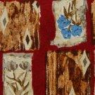COLOURS by ALEXANDER JULIAN RED YELLOW MEN NECK TIE Men Designer Tie EUC