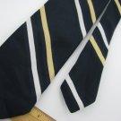 Vintage Wemlon Wembley Texture Stripe 60s Men Neck Tie Necktie  #EV