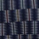 New FRESCO COLLECTION NAVY WHITE SILK MENS NECK TIE Men Designer Tie