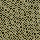 CLAYBROOKE STRIPE YELLOW BLUE SILK MEN NECK TIE Men Designer Tie EUC