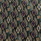 New VAN HEUSEN DIAMONDS GREEN RED BLUE MEN NECK TIE Men Designer Tie EUC