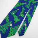 New Ties In Disquise Christmas Light Holiday Stars Tree Necktie Neck Tie 7618