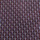 #1A New Geoffrey Beene Diamond Checkered Maroon Navy  Silk MEN Neck Tie NECKTIE
