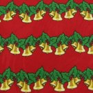 #1A New  KD KEITH DANIELS STRIPE BELLS RED GREEN YELLOW Tie NECK TIE