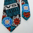 RM STYLE All Star WESTERN CONFERENCE 1994 BLUE NECK TIE Men Designer Tie EUC