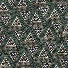 #1A Guess Made in USA Olive Grn Tricone Designer Silk MEN Neck Tie NECKTIE New
