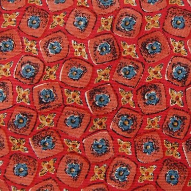 BRIEFING RED PEACH BLUE YELLOW SILK MEN NECK TIE Men Designer Tie EUC