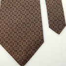 New ZYLOS PLATINUM GEORGE MACHADO WOVEN MEN NECK TIE Men Designer Tie EUC