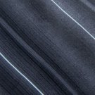 #1A USA Seller PANTANI STRIPE BLACK GREY SILK MEN NECK TIE