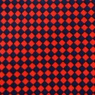 HUNTINGTON CHECKERED BLACK RED SILK MEN NECK TIE Men Designer Tie EUC