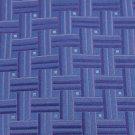 NWT VAN HEUSEN ZIG ZAG WOVEN PURPLE BLUE SkyBlue Neck Tie Men Designer Tie EUC