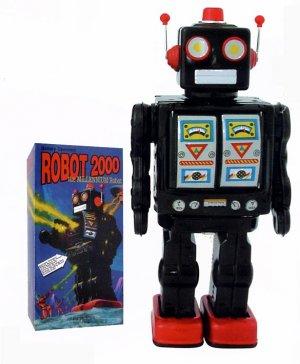 TIN ROBOT 2000