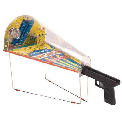 Shooting Gallery Pinball Game by Schylling