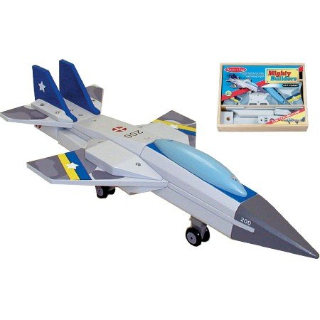 Jet Plane Construction Set