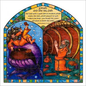Melissa and Doug - Jonah and the Big Fish Religious Puzzle