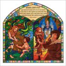 Melissa and Doug - Adam and Eve Religious Puzzle