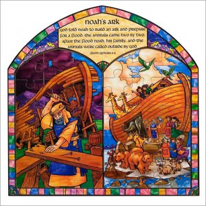 Melissa and Doug  - Noah's Ark Religious Puzzle