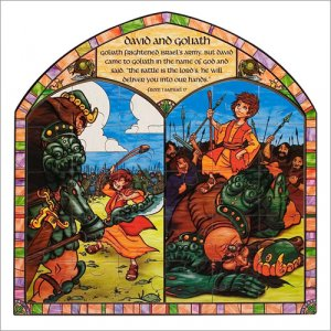 Melissa and Doug - David and Goliath Religious Puzzle