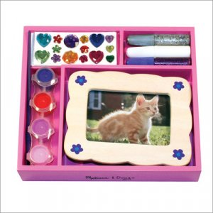Melissa and Doug - DYO Picture Frame Arts & Crafts Kit