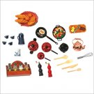 Melissa and Doug - Dollhouse Kitchen Accessories