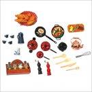 Melissa and Doug - Dollhouse Kitchen Accessories