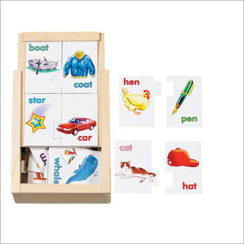 Melissa and Doug - Rhymes Puzzle Cards