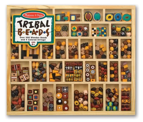 Melissa and Doug - Tribal Beads Arts & Crafts Kit