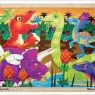 Melissa and Doug - Prehistoric Sunset Wooden Jigsaw Puzzle