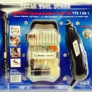 Texas Tool Store Pro Grade Variable Speed Rotary Tool + Flex Shaft, 72 Accessories & Case
