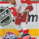 Chris Chelios 2008-09 Upper Deck 'Winter Classic' #WC-2 Detroit Red Wings Hockey Card