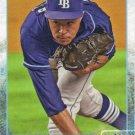 Chris Archer 2015 Topps #324 Tampa Bay Rays Baseball Card