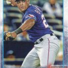Adrian Beltre 2015 Topps #175 Texas Rangers Baseball Card