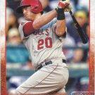 C.J. Cron 2015 Topps #151 Los Angeles Angels Baseball Card
