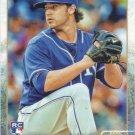 Brandon Finnegan 2015 Topps Rookie #154 Kansas City Royals Baseball Card