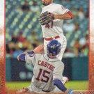 Howie Kendrick 2015 Topps #161 Los Angeles Angels Baseball Card