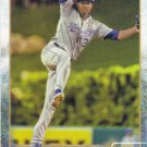 Yordano Ventura 2015 Topps #78 Kansas City Royals Baseball Card