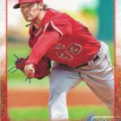 C.J. Wilson 2015 Topps #326 Los Angeles Angels Baseball Card