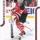 Martin Brodeur 2011-12 Score #289 New Jersey Devils Hockey Card
