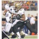 Chris Ivory 2011 Score #178 New Orleans Saints Football Card