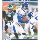 Reggie Wayne 2011 Score #130 Indianapolis Colts Football Card