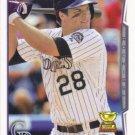 Nolan Arenado 2014 Topps #275 Colorado Rockies Baseball Card