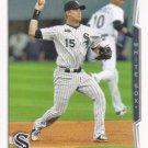 Gordon Beckham 2014 Topps #403 Chicago White Sox Baseball Card