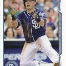 Everth Cabrera 2014 Topps #280 San Diego Padres Baseball Card