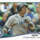 Robinson Cano 2014 Topps #500 Seattle Mariners Baseball Card