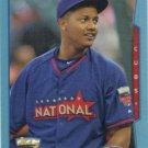 Starlin Castro 2014 Topps Update All Star WalMart Blue #US103 Chicago Cubs Baseball Card