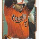 Nelson Cruz 2014 Topps #453 Baltimore Orioles Baseball Card