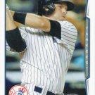 Stephen Drew 2014 Topps Update #US-89 New York Yankees Baseball Card