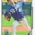 Danny Duffy 2014 Topps #532 Kansas City Royals Baseball Card