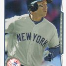 Jacoby Ellsbury 2014 Topps #650 New York Yankees Baseball Card